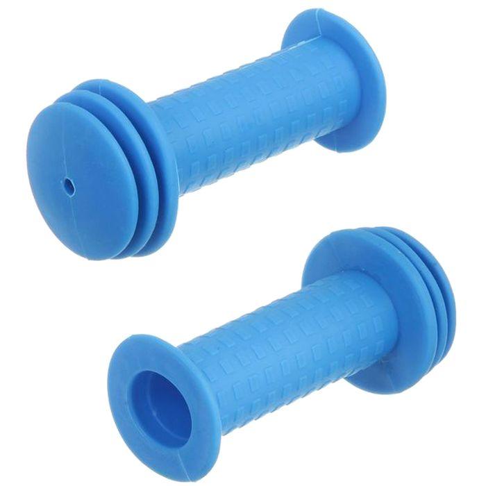 Купить со скидкой Грипсы STG XD-114, 95 мм, цвет синий