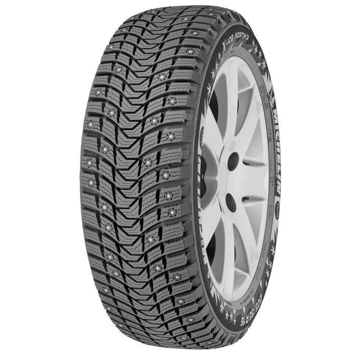 Зимняя шипованная шина Michelin X-Ice North 3 XL 195/55 R15 89T фото