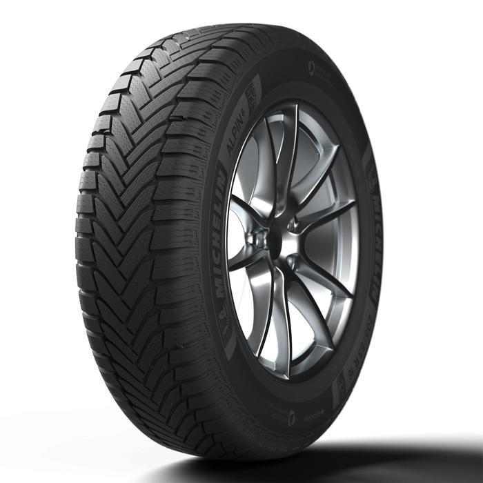 Зимняя шипованная шина Michelin X-Ice North Latitude LXIN2 255/65 R17 114T фото