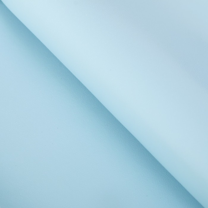 Ткань для пэчворка декоративная кожа «Голубая волна», 33 х 33 см фото