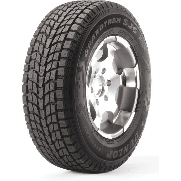 Зимняя нешипованная шина Dunlop Grandtrek SJ6 235/70 R16 105Q фото