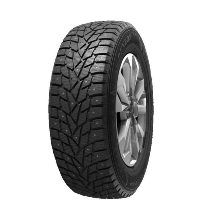 Зимняя шипованная шина Dunlop Grandtrek Ice 02 225/65 R17 106T фото