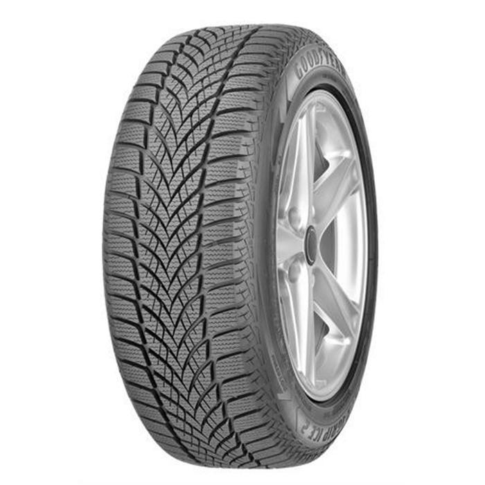 Зимняя шипованная шина Dunlop Grandtrek Ice 02 265/65 R17 116T фото