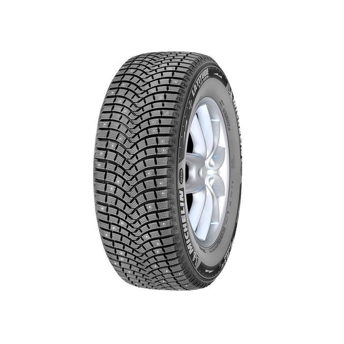 Зимняя шипованная шина Michelin Latitude X-Ice North 2+ 265/60 R18 114T фото