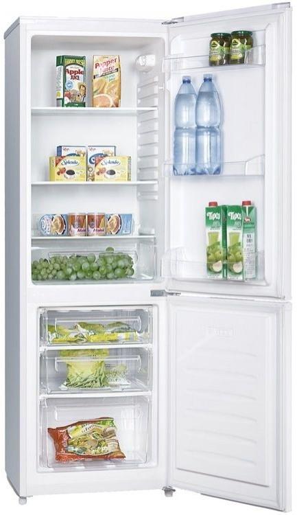 Холодильник с морозильной камерой EDEN EDH-234WH фото