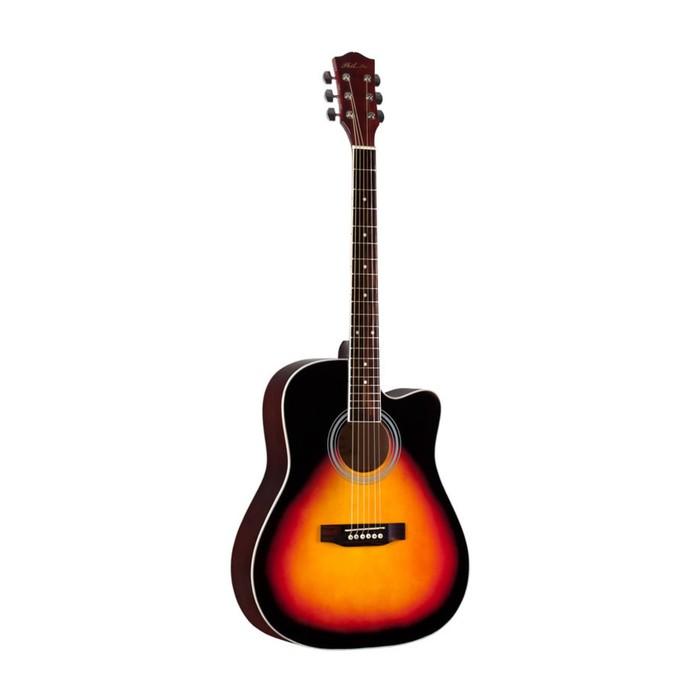 Акустическая гитара PHIL PRO AS - 4104 / 3TS фото