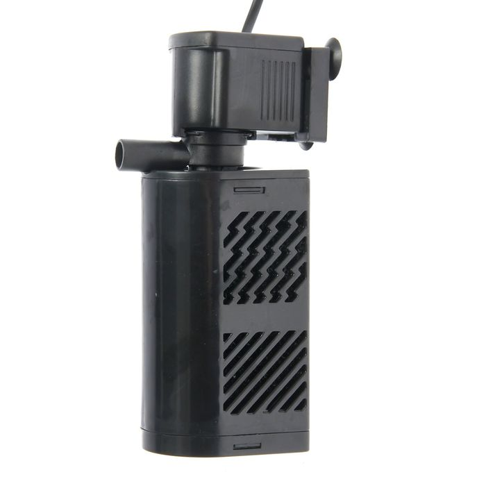 Внутренний фильтр ALEAS с повышенной очисткой 450 л/ч, 1 картридж фото
