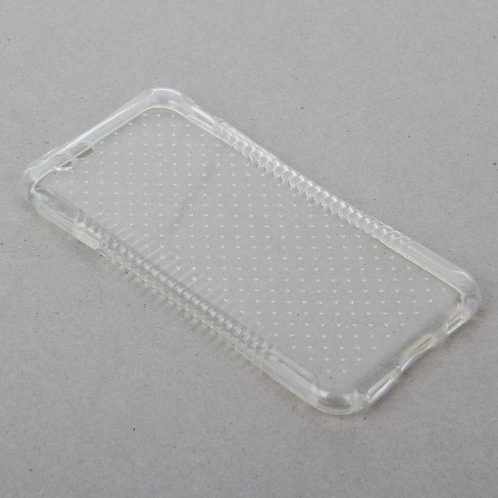 Противоударный силиконовый чехол для телефона LuazON, тонкий, для iPhone 6 и 6s, 4,7 фото
