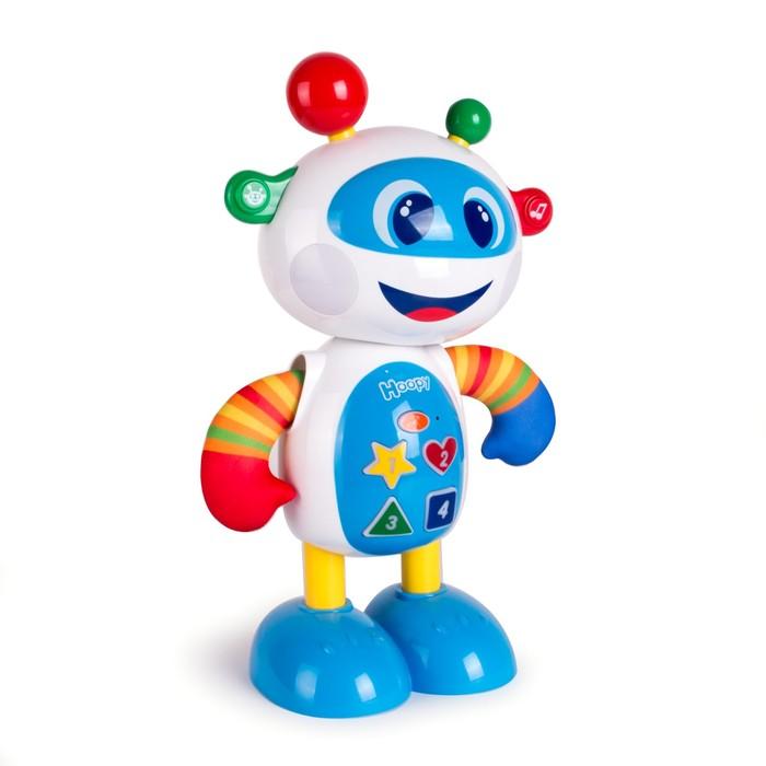 Музыкальная игрушка «Робот Hoopy» Happy Snail фото