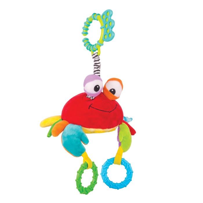 Игрушка-подвес «Краб Чарми» Happy Snail фото