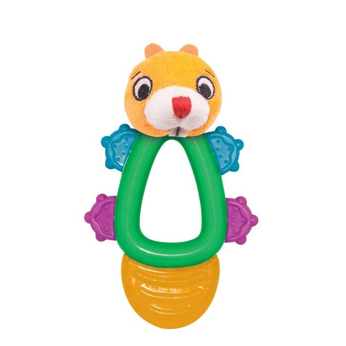 Игрушка-погремушка «Хруми» Happy Snail фото