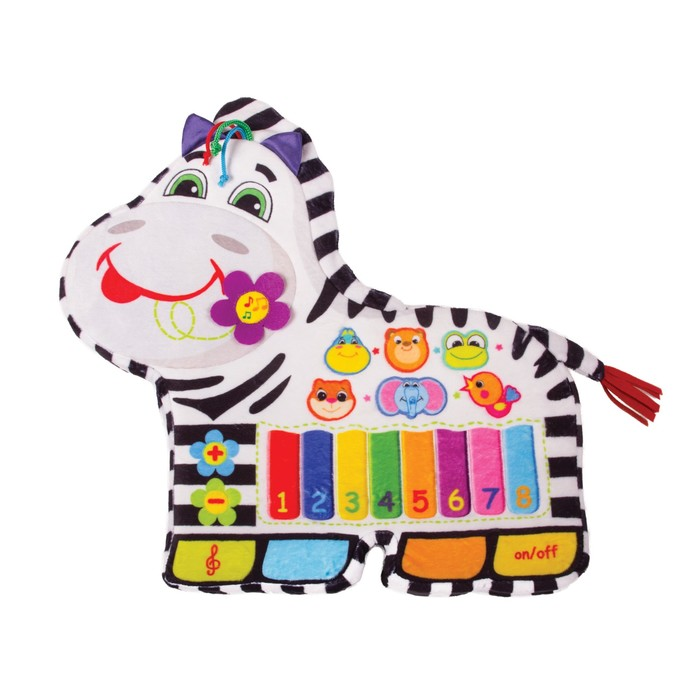 Музыкальная игрушка «Песни Фру-Фру» Happy Snail фото