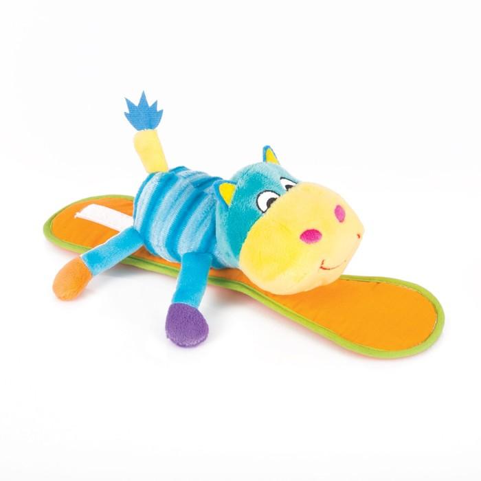 Крепитель «Бегемот Бубба» Happy Snail фото