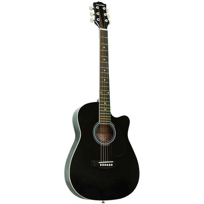 Акустическая гитара Colombo LF - 3800 CT / ТBK, арт. 1491722, цена 4620 р., фото и отзывы