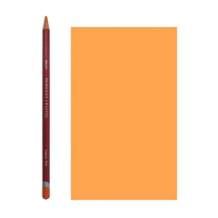 Пастель сухая художетсвенная в карандаше Derwent Pastel №P080 Желтый золотой 2300237 фото