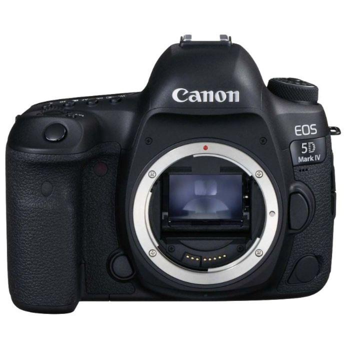 Зеркальный Фотоаппарат Canon EOS 5D Mark IV, 30.4Mpix 3.2