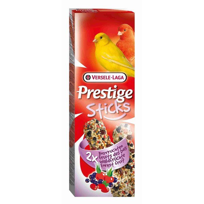 Палочки VERSELE-LAGA Prestige палочки для канареек, с лесными ягодами, 2х30 г фото