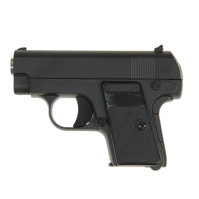 Пневматический пистолет пружинный Galaxy мини Colt G.9, 6 мм фото