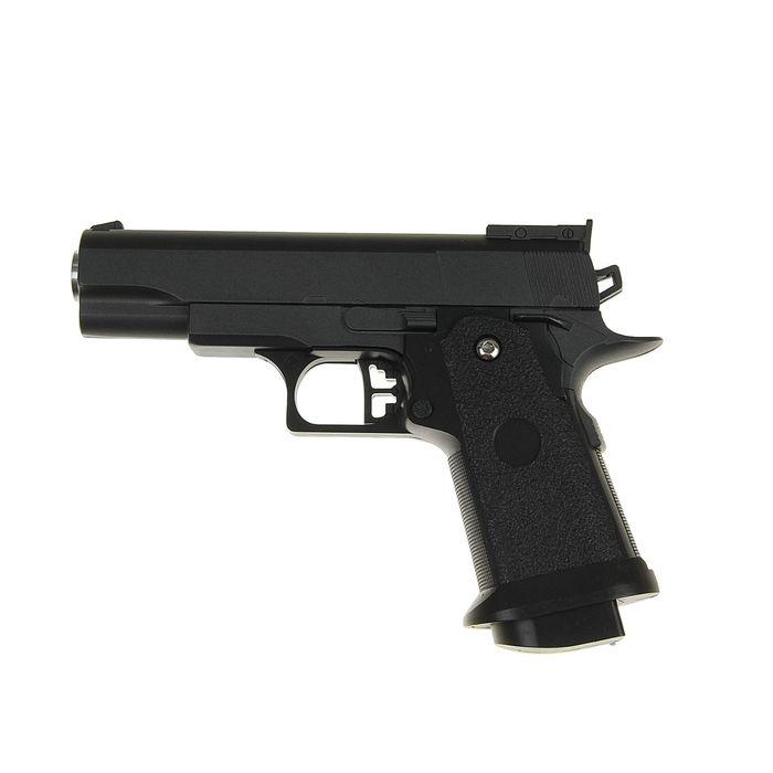 Пистолет пневматический пружинный Colt 1911PD G.10 фото