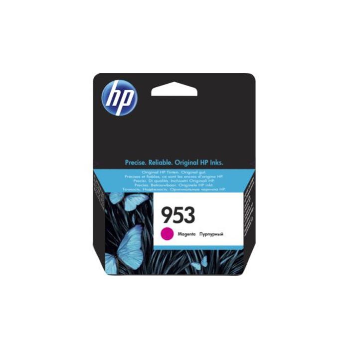 Картридж струйный HP 953 F6U13AE пурпурный для HP OJP 8710/8715/8720/8730/8210/8725 фото