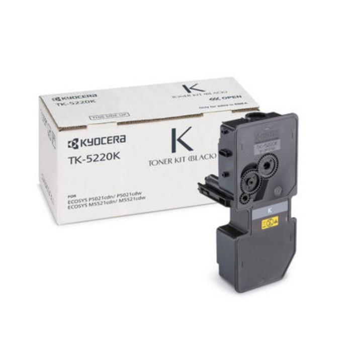 Тонер Картридж Kyocera 1T02R90NL1 TK-5220K черный для Kyocera M5521cdn/cdw P5021cdn/cdw фото