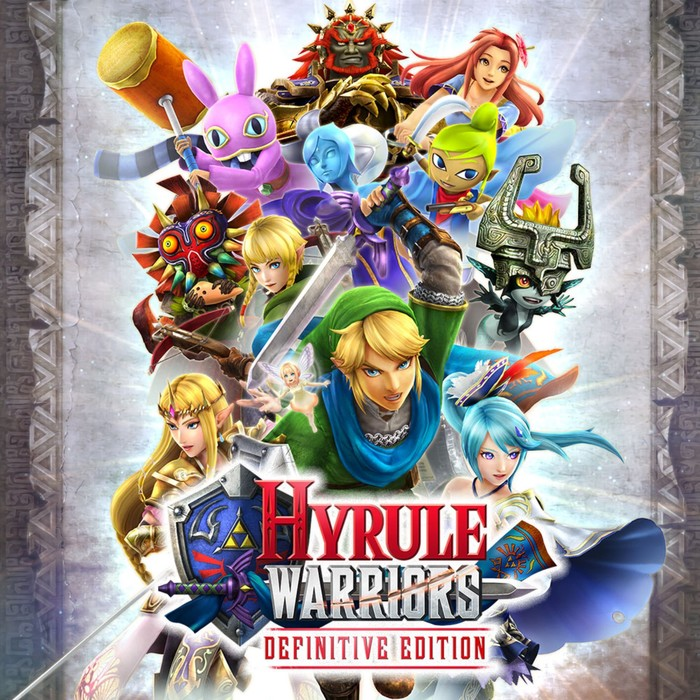 Nintendo Switch: Hyrule Warriors: Definitive Edition фото