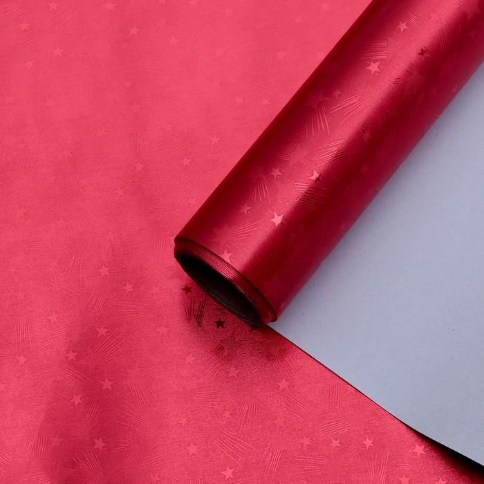 Бумага упаковочная, с тиснением, фольгированная
