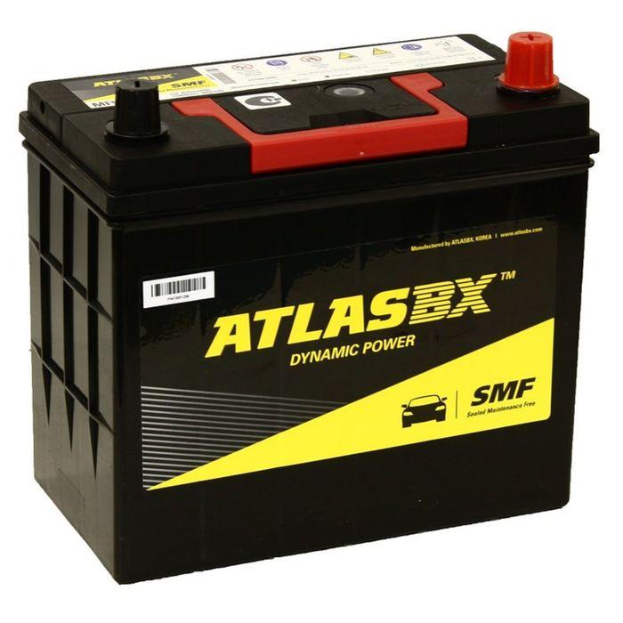 Аккумуляторная батарея Atlas 45 Ач, обратная полярность MF 54523 фото