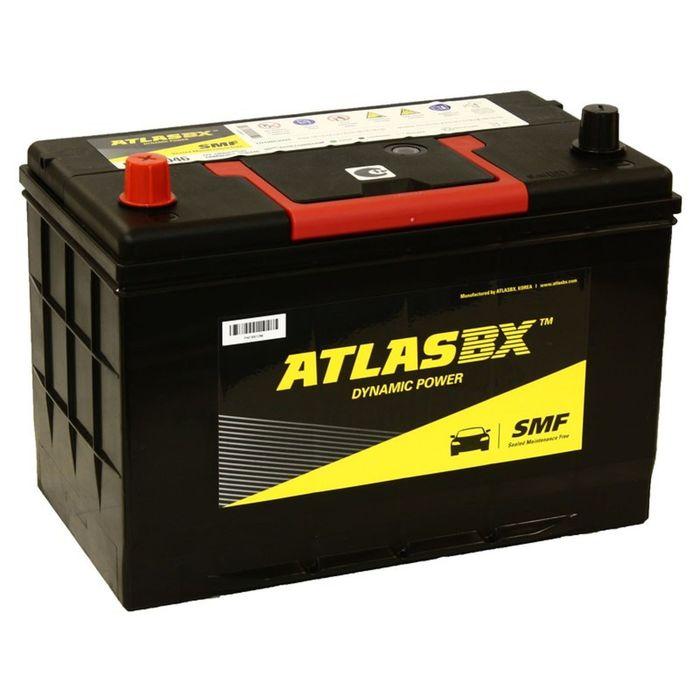 Аккумуляторная батарея Atlas 100 Ач MF 60046 (D31FR) фото