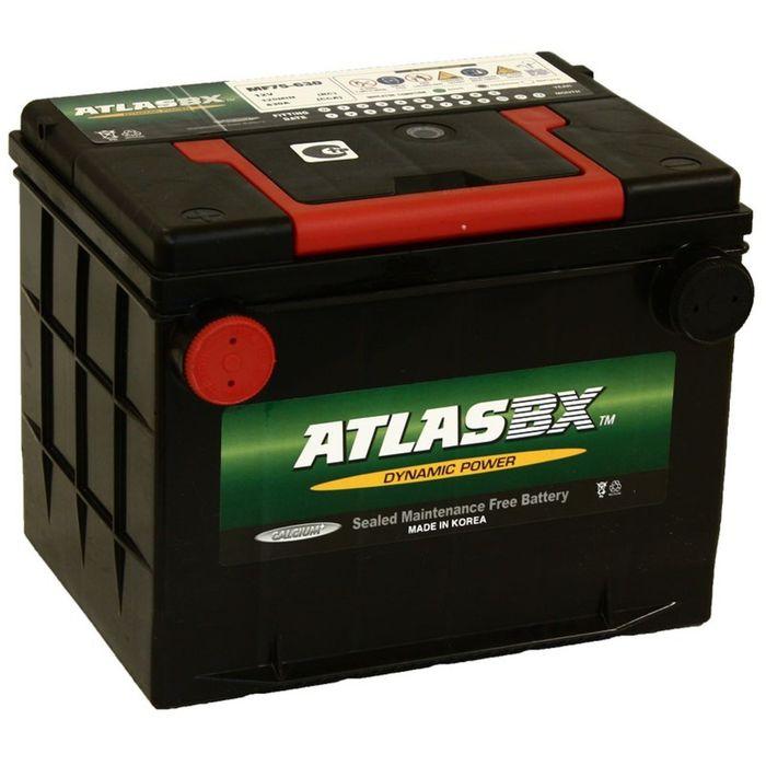 Аккумуляторная батарея Atlas 70 Ач MF 75-630 125RC фото