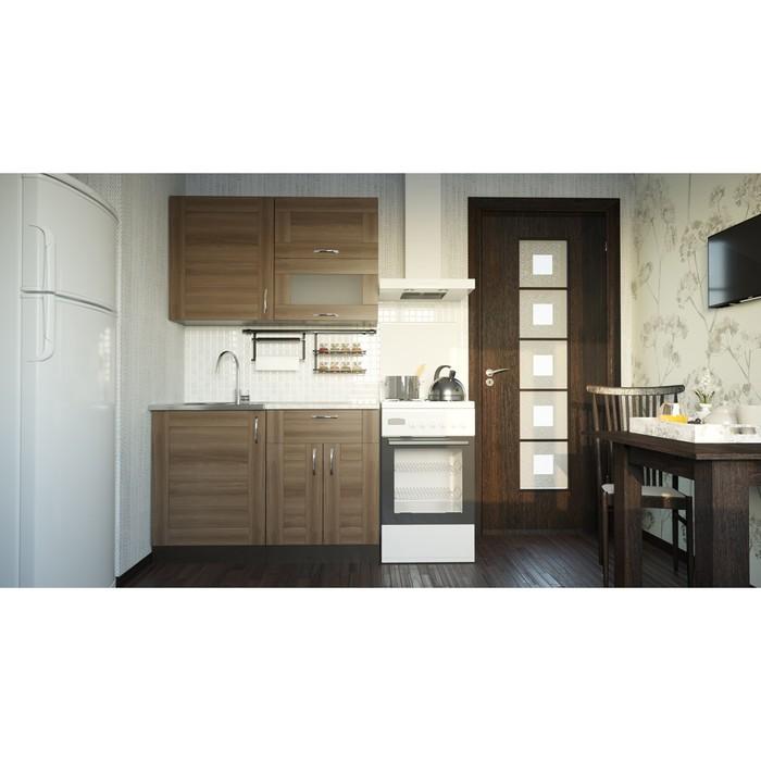 Кухонный гарнитур Кира лайт 1200 фото