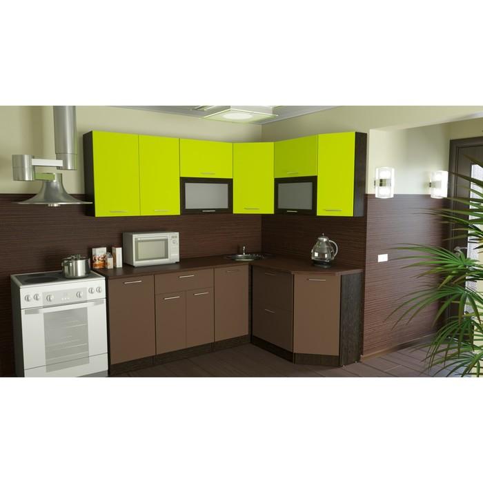 Кухонный гарнитур Ульяна мега прайм 2000*1500 фото