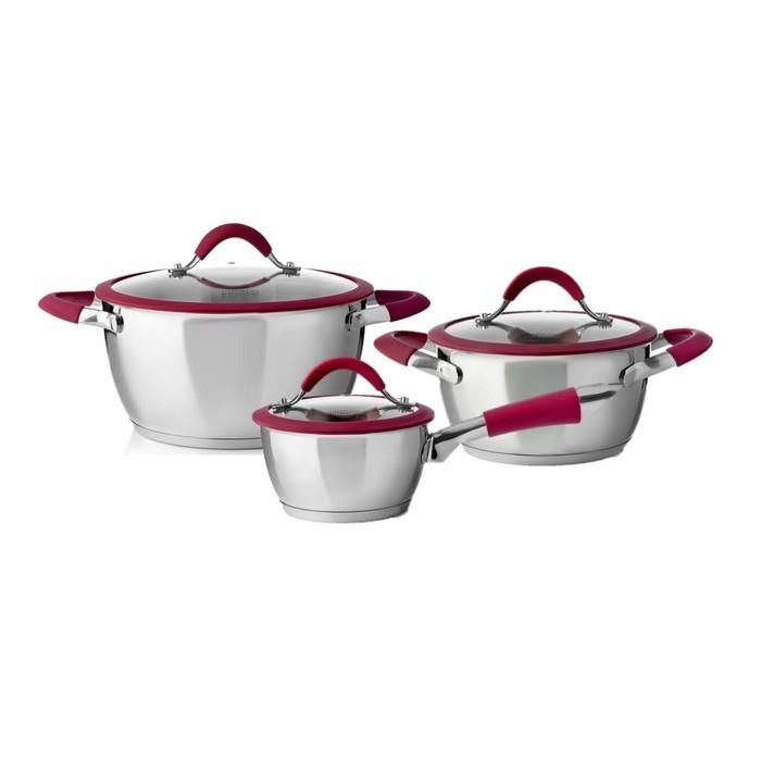 Набор посуды Farve Vino, 6 предметов фото