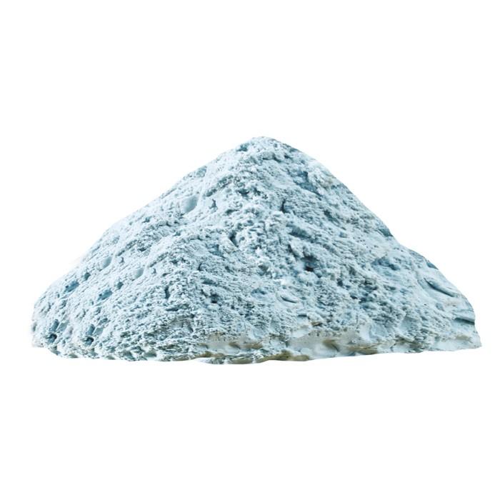 Кинетический песок Angel Sand, голубой, 900 мл фото