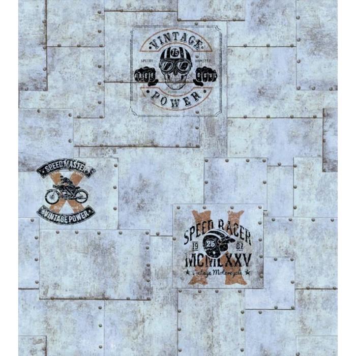Обои бумажные, дуплекс Саратовские обои Д529-01