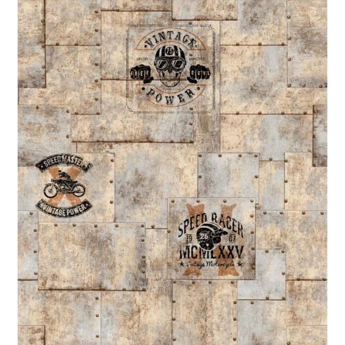Обои бумажные, дуплекс Саратовские обои Д529-02