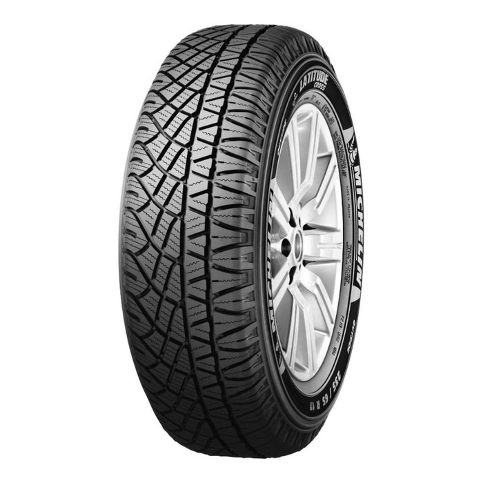 Летняя шина Michelin Latitude Cross 235/60 R16 104H фото