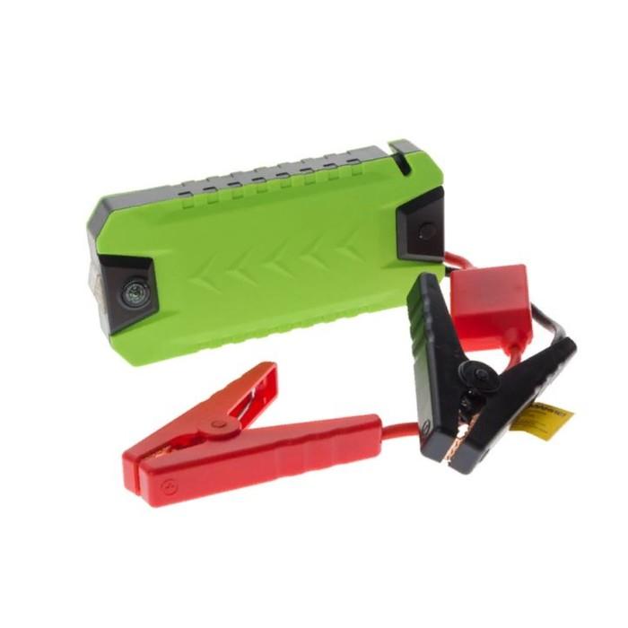 Стартовый бустер Carcam Каркам ZY-08, пуско-зарядное устройство, 13800 мАч фото