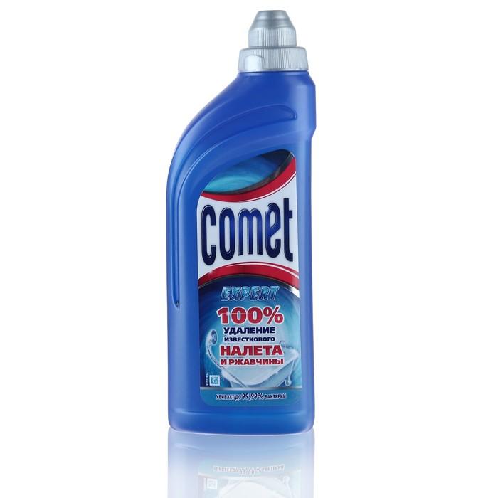 Гель чистящий Comet для ванной комнаты, 500 мл фото