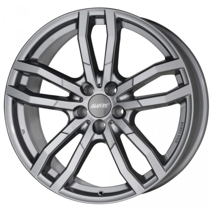 Диск литой Alutec DriveX 9x20 5x120 ET43 d74.1 Metal Grey фото