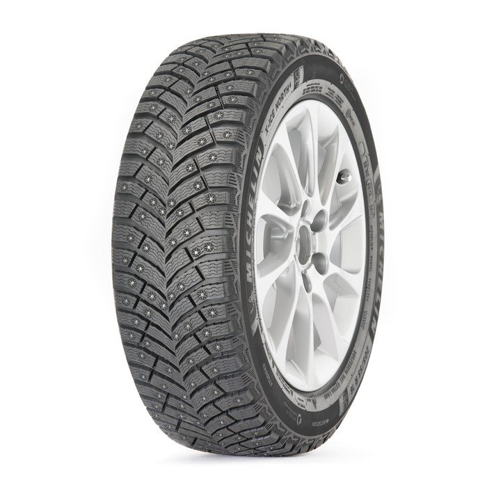 Зимняя шипованная шина Michelin X-Ice North 4 255/40 R20 101H фото