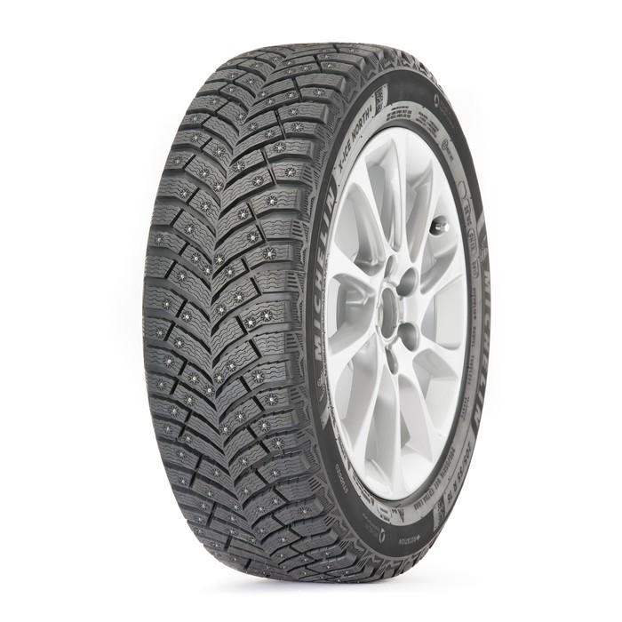 Зимняя шипованная шина Michelin X-Ice North 4 215/50 R17 95T фото