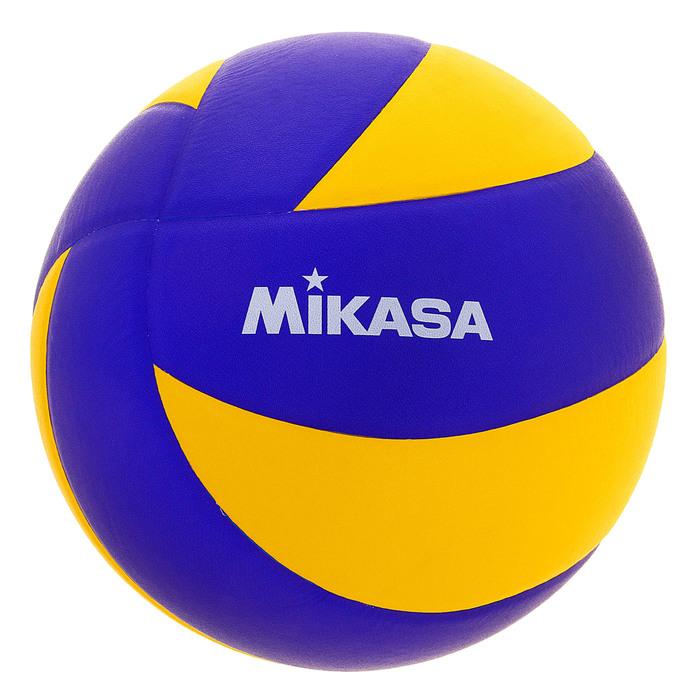Мяч волейбольный Mikasa MVA330, размер 5 фото