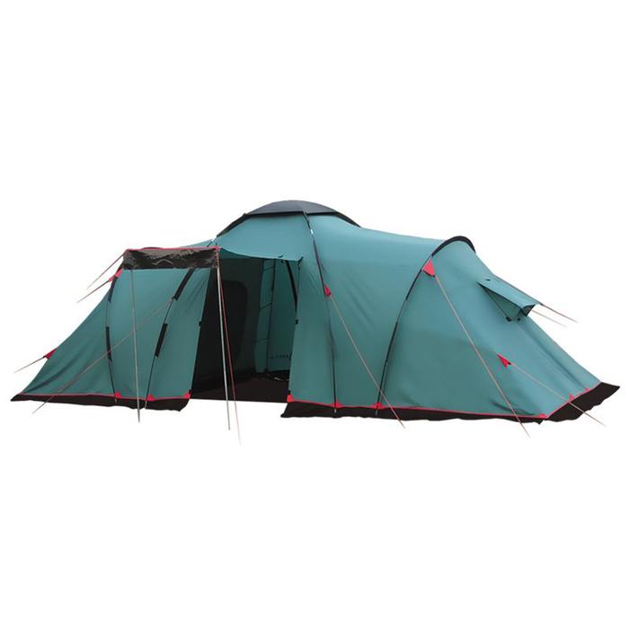 Tramp палатка Brest 4 (V2), цвет зелёный фото