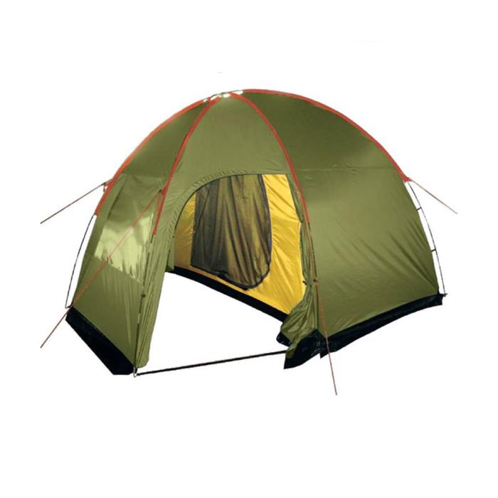 Tramp Lite палатка Anchor 3, цвет зелёный фото