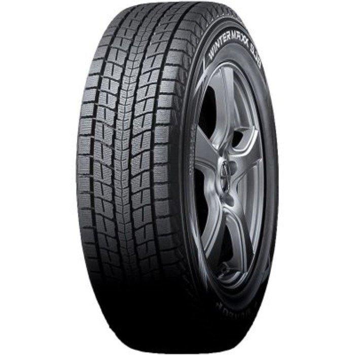 Зимняя нешипуемая шина Dunlop Winter Maxx SJ8 245/60 R18 104R фото