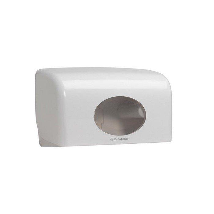 Диспенсер для туалетной бумаги Kimberly-Clark Aquarius Twin фото