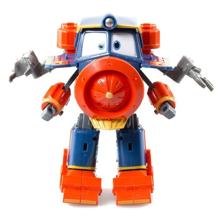 Трансформер Robot Trains «Виктор» фото