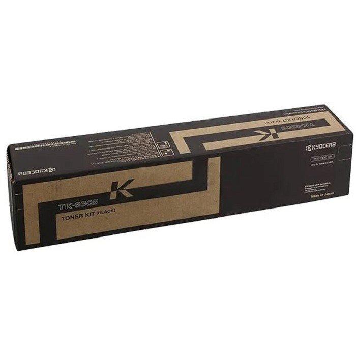 Тонер Картридж Kyocera 1T02LK0NL0 TK-8305K черный для Kyocera TASKalfa 3050ci/3550ci фото