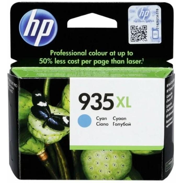 Картридж струйный HP 935XL C2P24AE голубой для HP OJ Pro 6830 фото